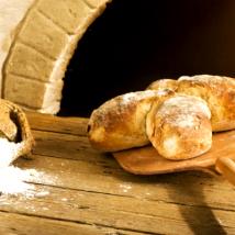 Выпечка хлеба в русской печи  (0)