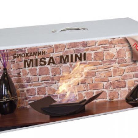 Набор с биокамином MISA MINI, биотопливом (1шт.х1.5л.), зажигалкой