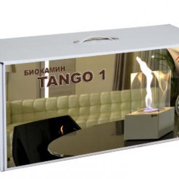 Набор с биокамином TANGO 1, биотопливом(1шт.х1.5л.), зажигалкой