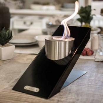 Биокамин Oblique Tabletop Single (GlammFire)