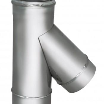 Тройник 45° d150 mm