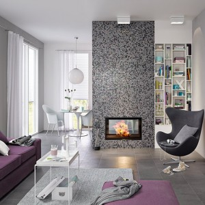 Камины в квартирах премиум класса