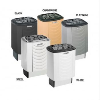 Электрическая печь для сауны Sound M-60 Steel (Harvia)