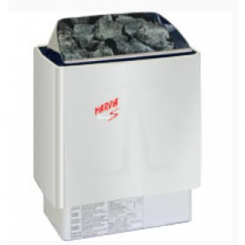 Электрическая печь для сауны Trendi KIP-45T Steel (встроенное управление) (Harvia)