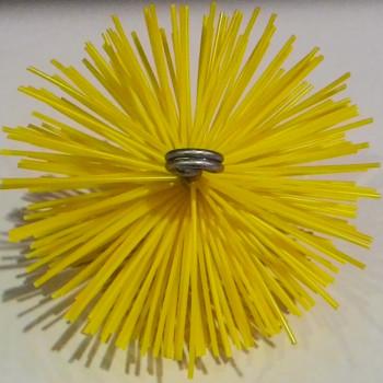 Щетка для дымохода, диаметр 150 мм, нейлон (DMO)