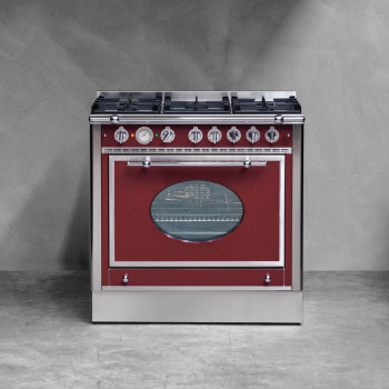 Печь-плита Country 90 GE (J. Corradi)