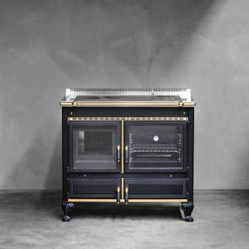 Печь-плита Rustica 100 L (J. Corradi)