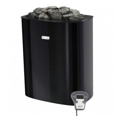 Электрокаменка NC Electric 9 кВт, black (Narvi)
