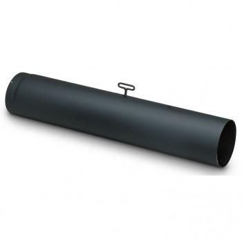 Труба L1000 с шибером D150 (Palazzetti)