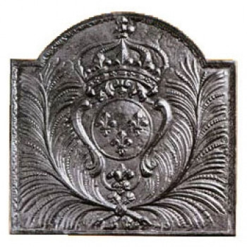 Пластина декоративная Armes De France, 010.7 (Dixneuf)