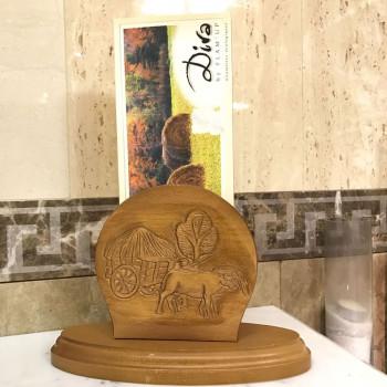 Подставка для каминных спичек, 004.34 (Dixneuf)