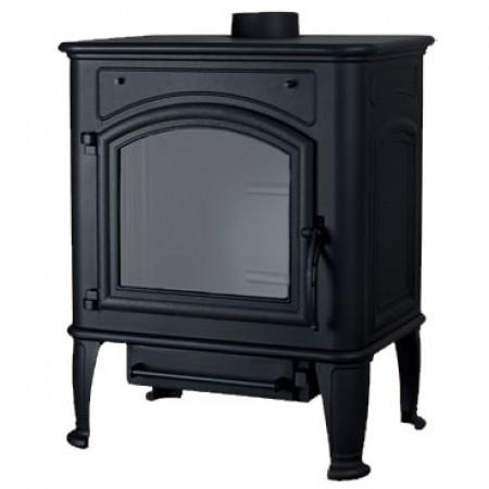 Печь Premium, чёрная (Liseo)