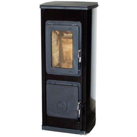 Печь Milano II, termoplate, чёрный (Thorma)