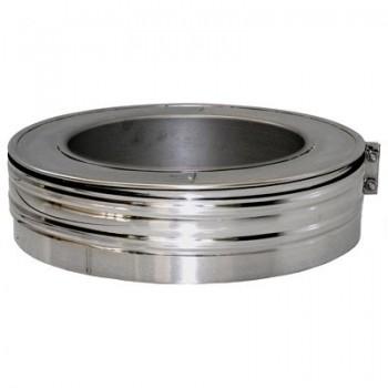 Стакан DSH D250 с изол.50мм нерж 321/оцинк (Вулкан)