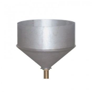 Конденсатосборник DCHн на трубу D120 с изол.50мм, нерж321/нерж304 (Вулкан)