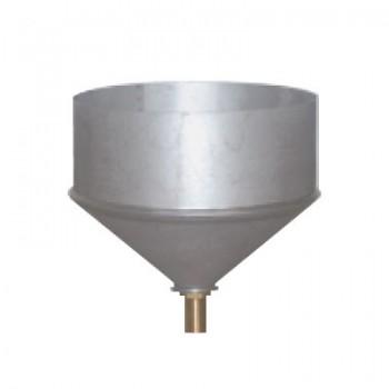 Конденсатосборник DCHн D250 с изол.50мм, нерж321/нерж304 (Вулкан)