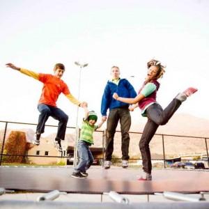 Польза для здоровья от прыжков на батуте