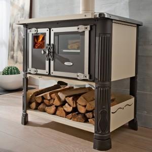 Кухонные печи на дровах