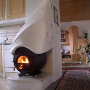 Генераторная печь для загородного дома