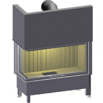 Топка Spartherm VARIA 2L100 H-4S