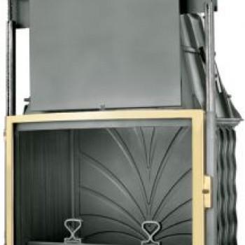 DECO 855 DO BR подъёмный механизм дверцы латунный фасад