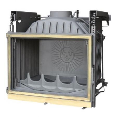 Топка Fabrilor - DECO 730 DO BR (подъёмный механизм - латунный фасад)