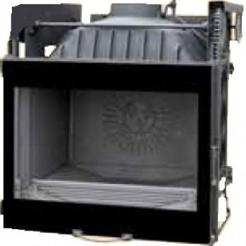 Топка Fabrilor - DECO 730 DO CRISTAL (подъёмный механизм - латунный фасад)
