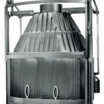 Топка Fabrilor DECO 775 DO подъёмный механизм дверцы