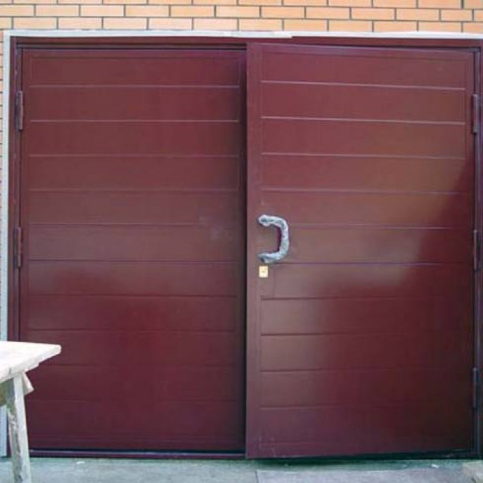 отечественные дешевые металлические двери
