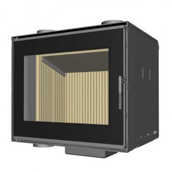 Топка ROMOTOP KV 662 кассета с распределением воздуха