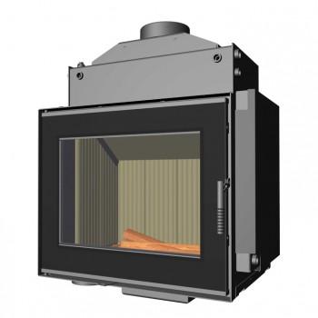Топка ROMOTOP KV 662 кассета с теплообмеником