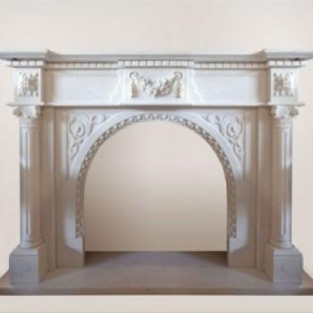 Мраморный портал Art World MF 96630