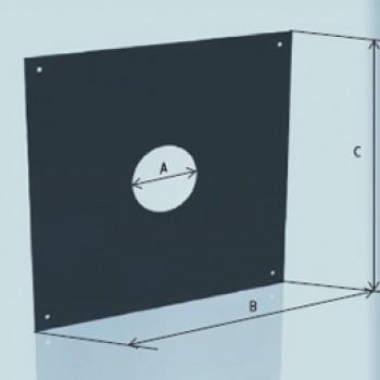 Фланец, эмалированный(или с полимерным покрытием) 0,5