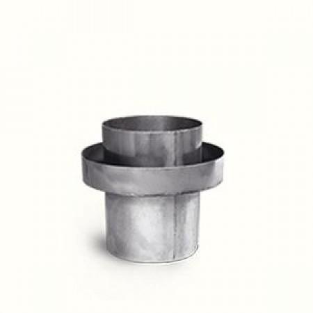 Переход на двухконтурный дымоход 150/220 мм (НИИ КМ)