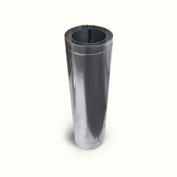 Труба L 1000 мм двухконтурная 150/220 (НИИ КМ)