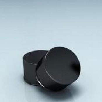 Заглушка с конденсатоотводом М, эмалированная 0,5мм