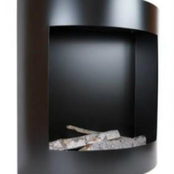 Камин KRATKI AF чёрный