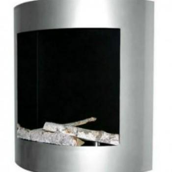 Камин KRATKI AF (серебряный)