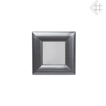 Каминная решетка Kratki 11x11 Оскар графитовая