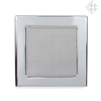 Каминная решетка Kratki 22х22 никелированная