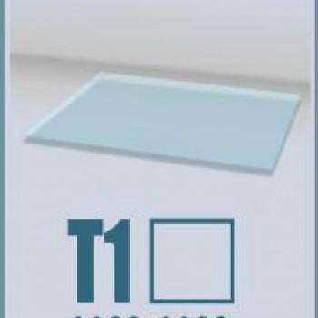 Стекло под печь ABX Т1 притопочный лист