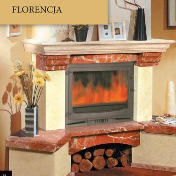 Каминная облицовка Bella Italia Florencja (Флоренция) угловая
