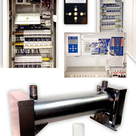 Котел электрический Savitr Prof 60-240