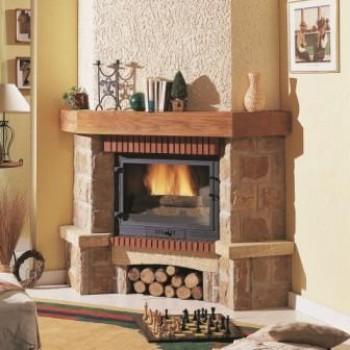 Каминная облицовка La Romaine Carnac