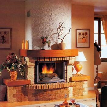 Каминная облицовка La Romaine Andorre