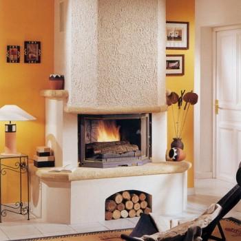 Каминная облицовка La Romaine Vahine