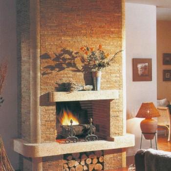 Каминная облицовка La Romaine Verviers