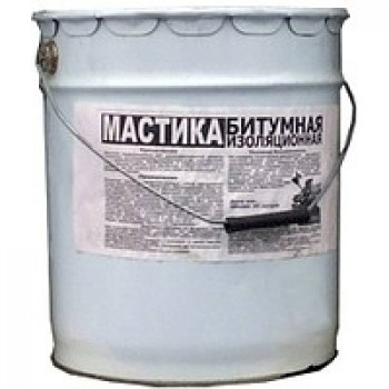 Мастика битумная 16 кг