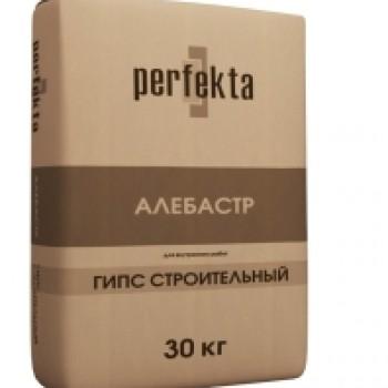 Вяжущий материал алебастр Perfekta 30кг