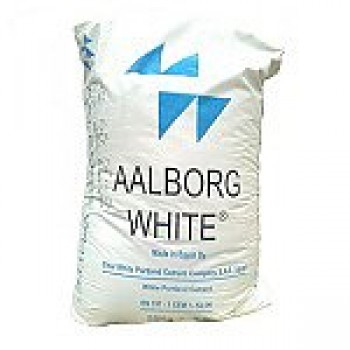 Вяжущий материал цемент белый СЕМ 1 52.5№ Perfekta 50кг